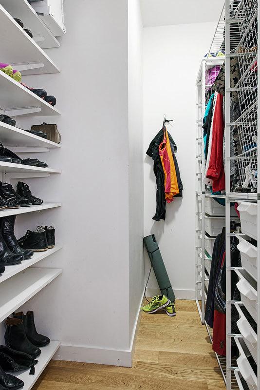 вторая гардеробная комната