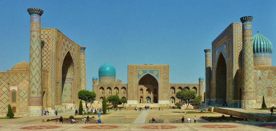 Ансамбль Регистан