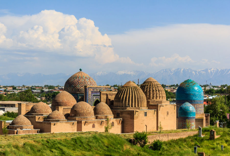 Жемчужина Узбекистана