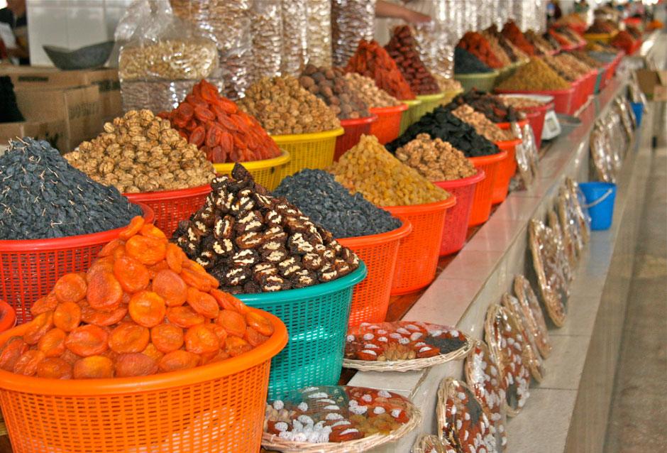 Самарканд базар