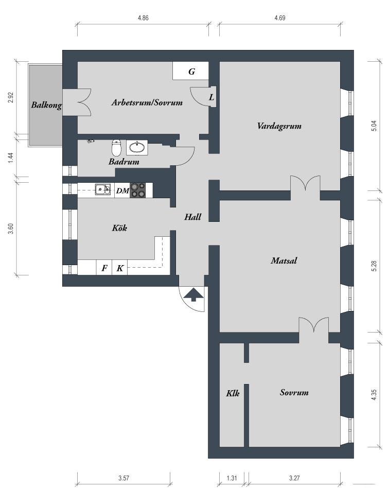 план-схема-квартиры