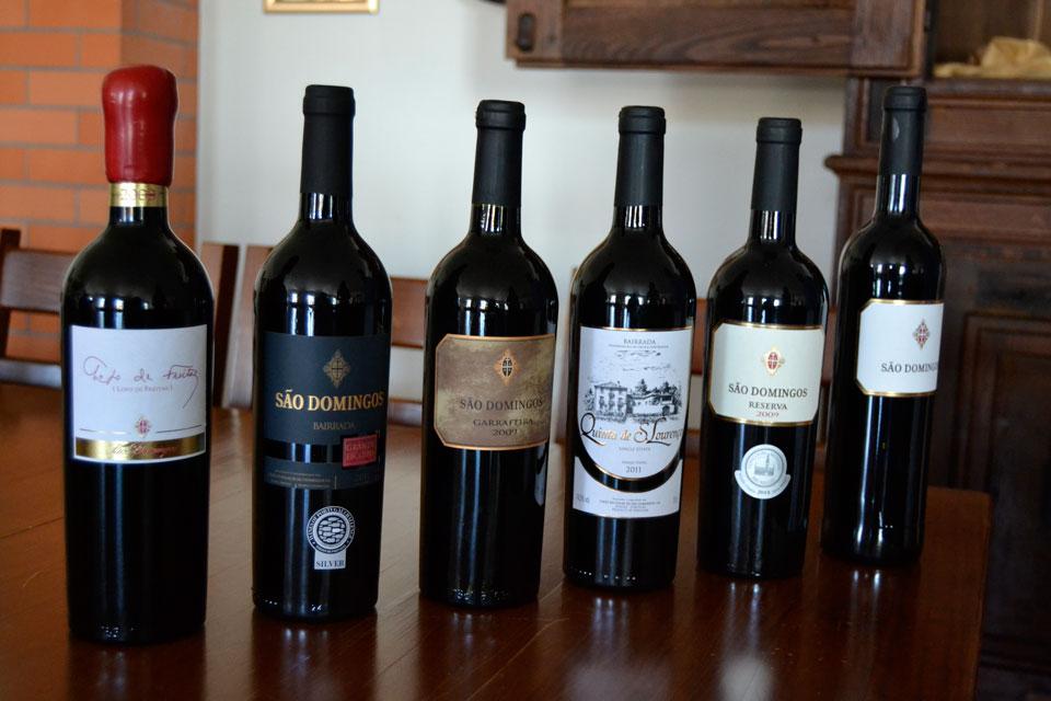 DOC вина Португалии (Байррада) (1)
