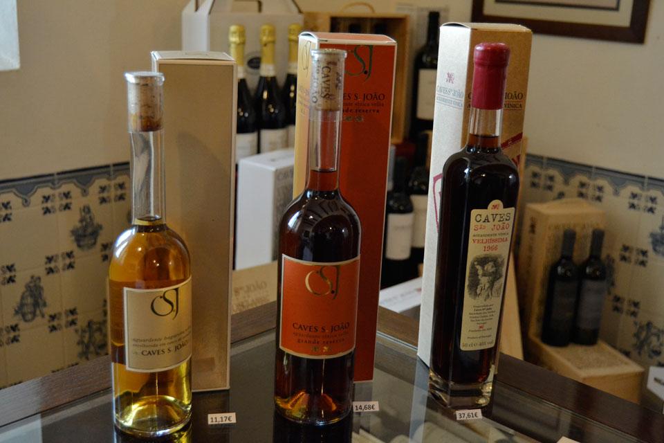 DOC вина Португалии (Байррада) (2)