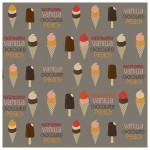 Скачать patterns Ice cream в стиле ретро