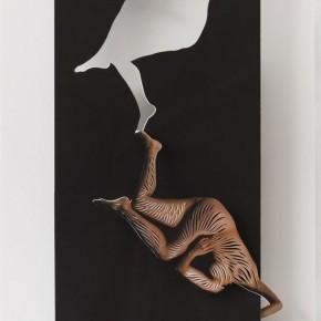 необычные картины от georgia russell