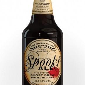 пиво картинки Spooks Ale