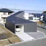 Необычные дома мира: «Дом О» в Японии