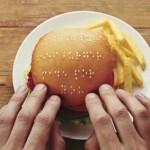 Креативная реклама сети фаст фуд ресторанов WIMPY