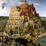 Вавилонская Башня Питера Брейгеля