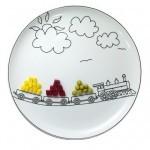 Креативные тарелки для детей от Boguslaw Sliwinski