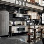 Кухня в стиле ретро, или назад в 50-е