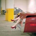 Необычные фото женских ног от Nicola Kuperus