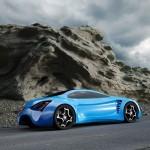 Концепт кар Jaguar XKX: прошлое трансформируется в будущее