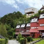 Загородный деревянный дом в Норвегии Northface House