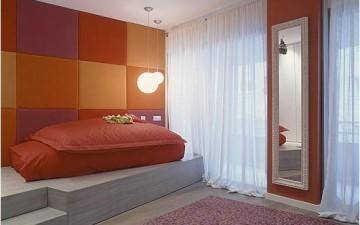 Проект интерьера квартиры в Барселоне