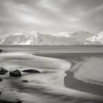 Удивительные черно-белые пейзажи и интервью с Алексеем Красниковым