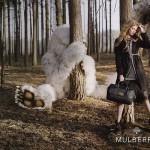 Лесная сказка от Mulberry. Коллекция осень-зима 2012