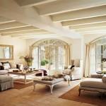 Интерьер испанского дома в стиле прованс
