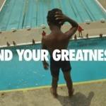 Nike: Find Your Greatness — олимпийская рекламная кампания