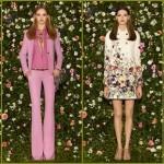 Gucci Resort 2013: цветочная коллекция от Frida Giannini