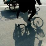 Невидимые велосипеды от Zhao Huasen