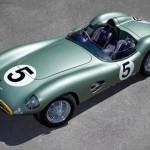 Коллекционная модель автомобиля Evanta Aston Martin DBR1