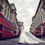Свадьба в Лондоне от фотографа Ben Tang