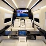 Mercedes-Benz Sprinter JetVan: эксклюзив от Becker JetVans