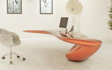 Дизайнерская мебель из Стамбула от архитектурного дизайн-бюро Nüvist