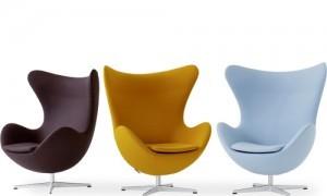 Кресло Egg Chair от Arne Jacobsen
