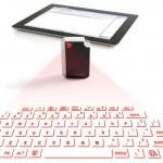 Лазерная виртуальная клавиатура для ваших гаджетов