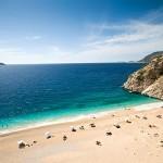 Лучшие пляжи Турции: Kaputas Beach