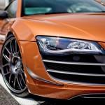Audi R8 — спорткар класса люкс