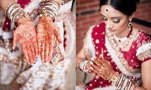 Индийская свадьба в Чикаго