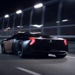 The Peugeot Onyx Concept Car — машины будущего от французов