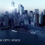 Интрига года: фильм Множественность (PLURALITY) о Нью-Йорке 2023 года