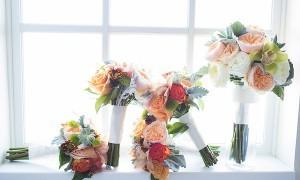 Красивые свадебные фотографии от Bre Thurston