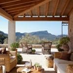 Интерьер испанского дома: безграничный уют и комфорт