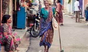 улицы индии фото