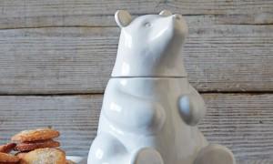 Керамическая банка для печенья