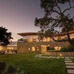 Красивый дом в Калифорнии Coastlands House