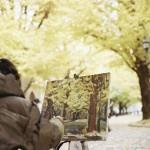 Японский фотограф Dona Yamazaki, и ее пленочные фотографии