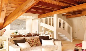 Интерьер испанского дома