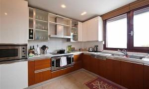 современный дизайн интерьера квартиры в Турции