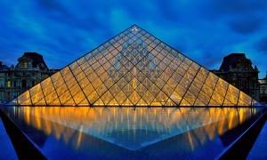 Виртуальный тур по Лувру