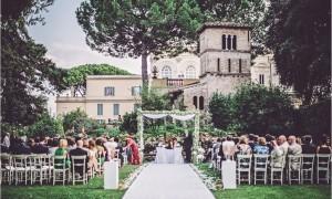 Роскошная свадьба в Риме на Villa Aurelia (11)