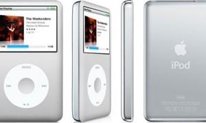 ipod classic 3 160gb