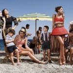 Модные тенденции лета 2013: графика, цветочный принт, пастельные тона