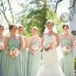 Американская свадьба в Taylor-Grady House
