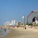Между городом и морем: красивые пляжи Тель-Авива